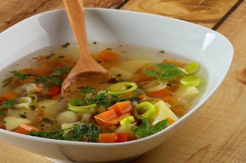 Чудо-суп, который очистит организм всего за неделю! Вес тает, и есть совсем не хочется