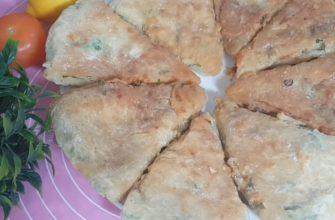 """Самые быстрые сырные лепешки всего за 10 минут - мягонькие, воздушные """"солнышки"""" обожает вся семья!"""