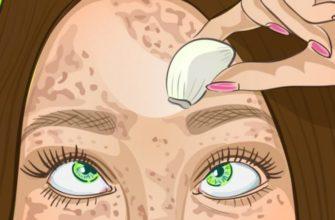 Бабулино средство для идеальной кожи. Стирает пигментные пятна словно ластик! Есть в каждом холодильнике…