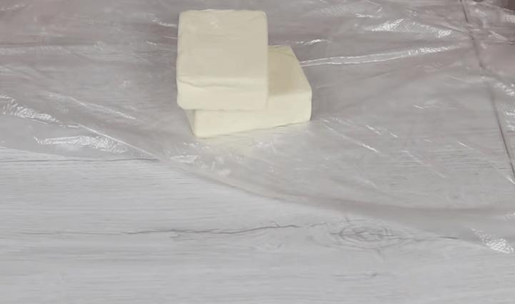 Необычный рецепт из плавленого сырка. Вкусно, красиво и просто