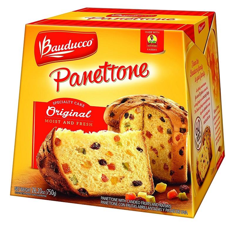 Тесто бесподобное! Традиционный миланский кекс «Панеттоне» (итальянский кулич) пеку исключительно Пасху