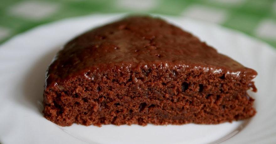 Рецепт простейшего торта — нужен стакан кефира и полчаса времени