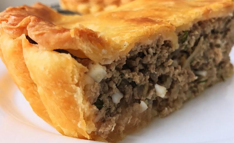 5 несладких пирогов от кудесницы Ольги Матвей. Вкусная и сытная выпечка