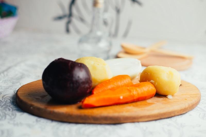 Как сварить овощи в пакете