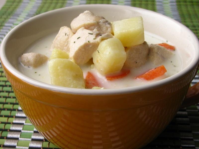 Пятерка лучших супов на каждый день