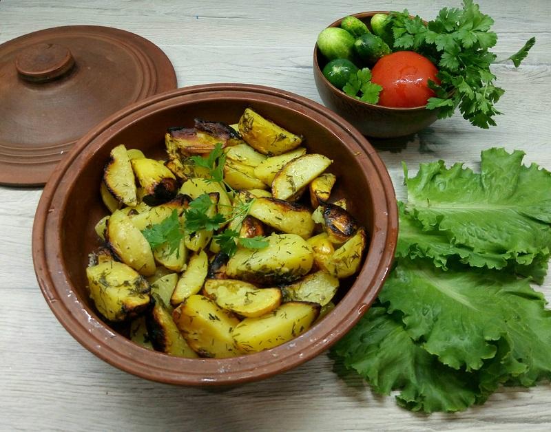 Картофель в рукаве по-новому: праздник на столе, без преувеличения! Не нужно мыть противень и горы посуды