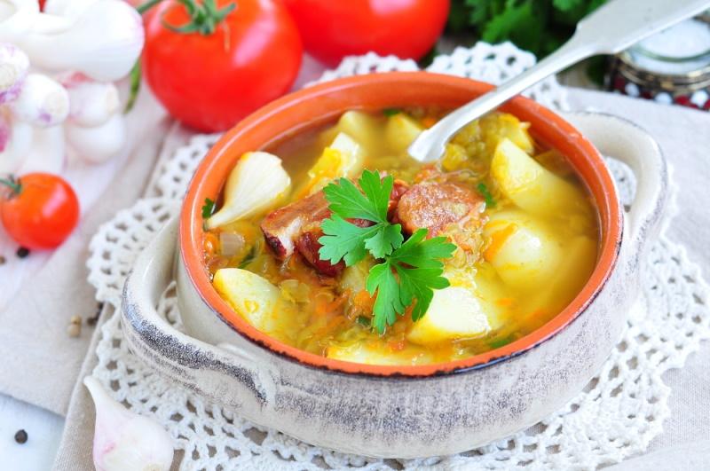 Как полюбить гороховый суп и научиться его варить