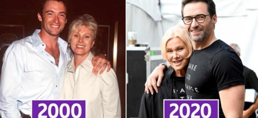 Двадцать пять лет любви: Хью Джекман и его очаровательная супруга