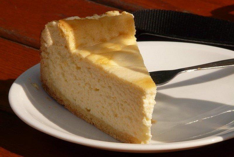 Рецепт творожного торта со сливочным маслом