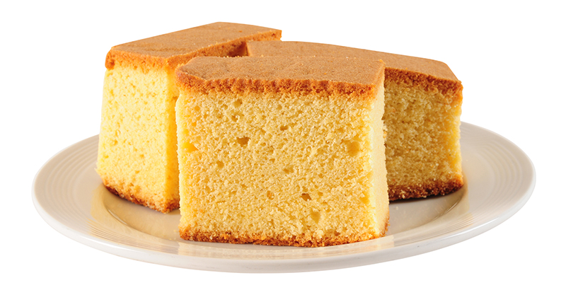 Рецепт бисквита от подруги из домашней пекарни