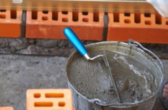 Зачем некоторые мастера добавляют шампунь в цементный раствор: прием, подсмотренный на стройке