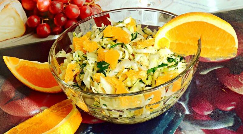 5 улетных салатов из молодой капусты: с ними никаких гарниров не нужно!