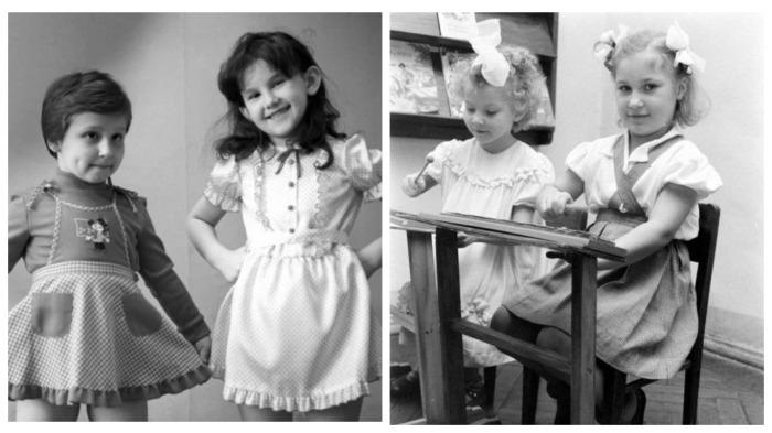 Шапка «буратино» и пальто «на вырост»: что носили советские дети