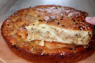 Образцовый рецепт теста для заливных пирогов: просто и вкусно