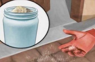 Зачем рассыпать соль на пороге дома