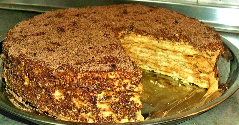 Рецепт того самого армянского торта, который пыталась приготовить жена Магикяна!