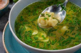 Дюшбара по-азербайджански: сытное и вкусное восточное блюдо