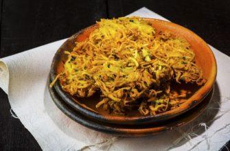 Как приготовить картофель по цыганскому рецепту