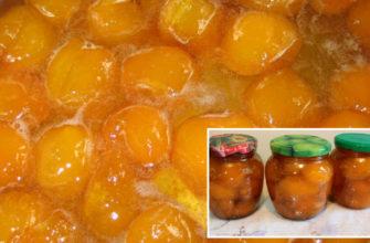 Премудрости приготовления абрикосового варенья по-азербайджански
