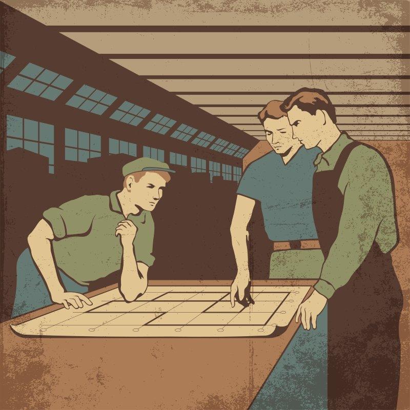 Что умели советские дети и что не под силу нынешним школьникам из эпохи цифровых технологий