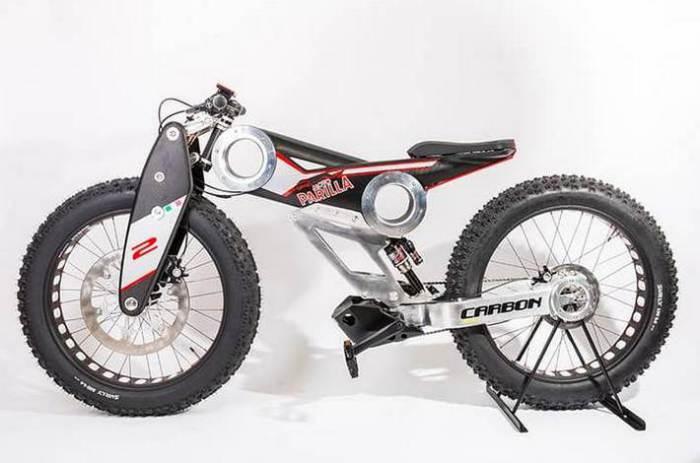 Электрический велосипед-внедорожник, которому под силу любые трассы