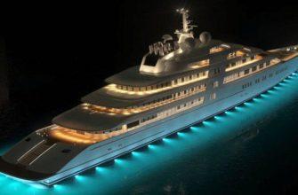 20 яхт российских миллиардеров, которые стоят дороже, чем ВМФ России