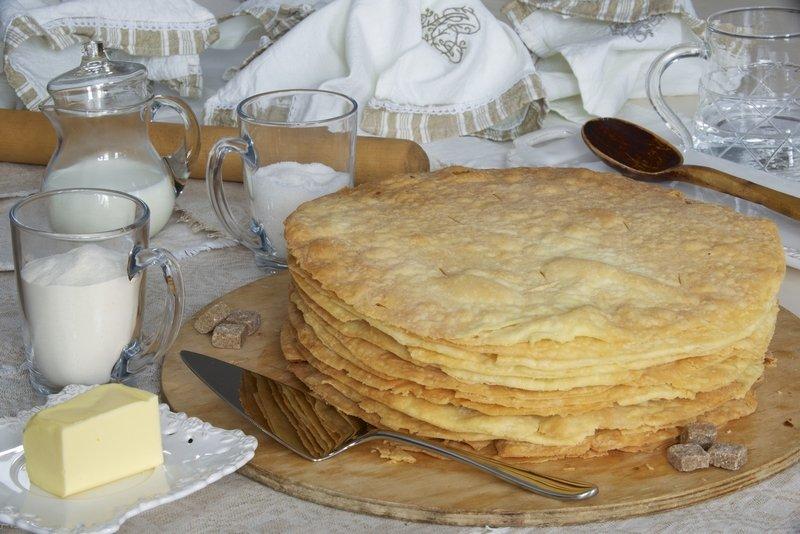 Как испечь торт «Степка-растрепка»