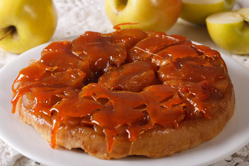 Тарт Татен - пирог, который обожают во всем мире