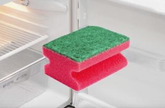 Для чего класть губки для мытья посуды в холодильник