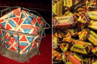Двадцать три любимых деликатеса из детства