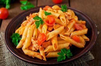 Под каким соусом приготовить макароны сегодня