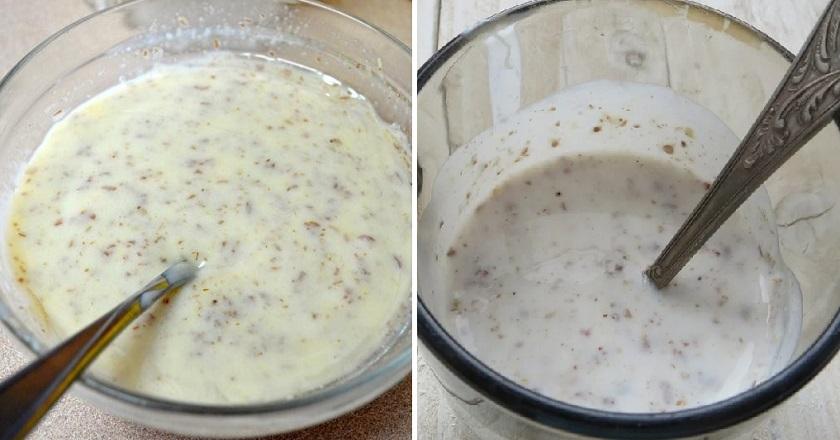 Зачем пить кефир с семенами льна по утрам — всего 2 веских причины
