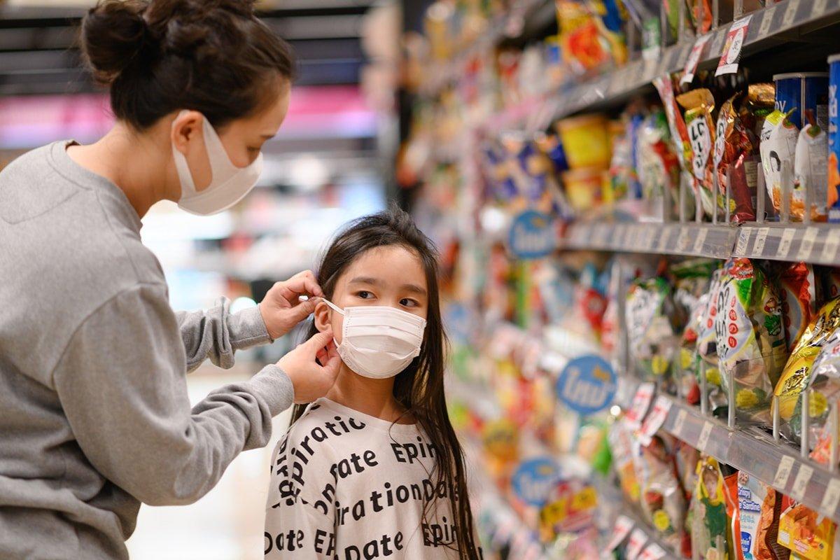Правда ли, что одноразовые маски вовсе не мешают дышать