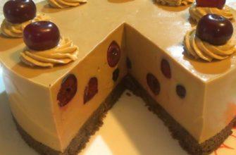 Почему торт «Крем-брюле» без выпечки затмил все остальные десерты
