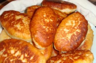 Нежные, пышные пирожки с мясом, без опары и на сковороде: достойная альтернатива дрожжевым