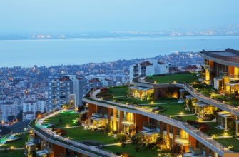 В Турции появились современные «Висячие сады», затмившие своей красотой древний прообраз