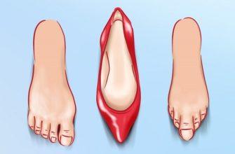 Шесть пар обуви, которые тебе не нужны