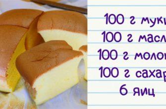 Всё по 100: как приготовить безудержно высокий губчатый пирог