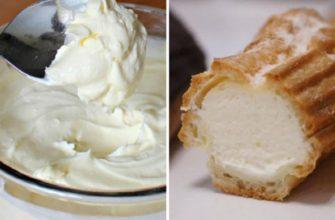 Эклеры с этой начинкой заняли первое место по количеству любителей легендарного десерта…