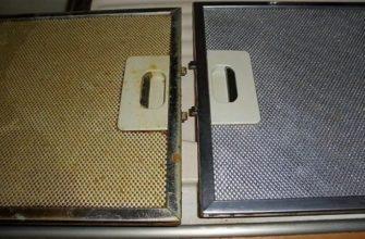Как быстро и эффективно почистить решетку вытяжки от жира