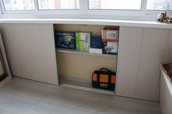 Рациональные идеи размещения шкафов