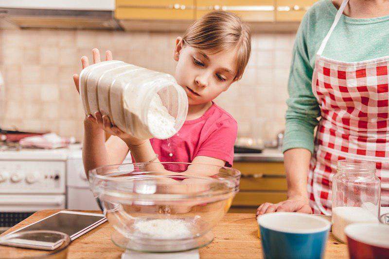 Если нет кухонных весов: шпаргалка для умелой хозяюшки
