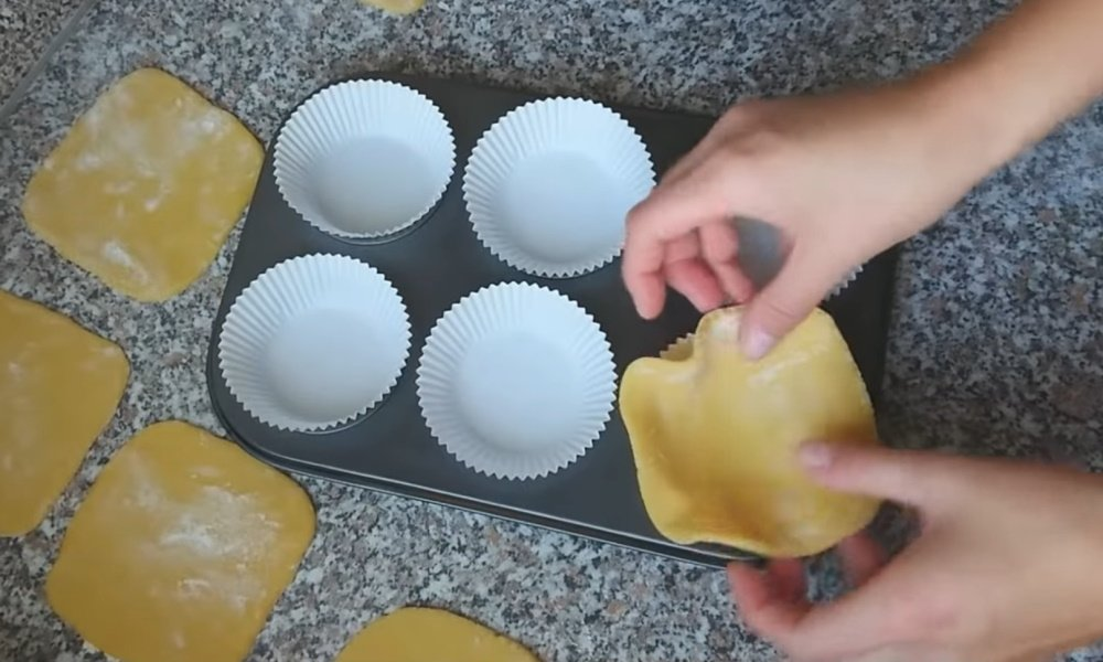 Итальянские пирожные «Соффиони» и что входит в их состав