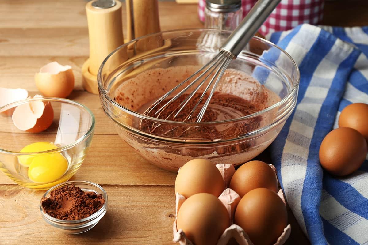 Торт «Огни Парижа» и рецепт чрезвычайно нежного заварного крема