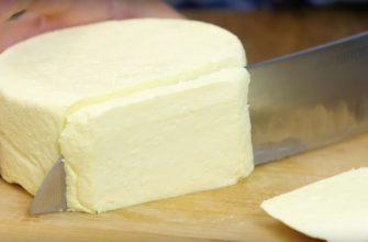 Всего три ингредиента и вы прекратите покупать сыр в магазине
