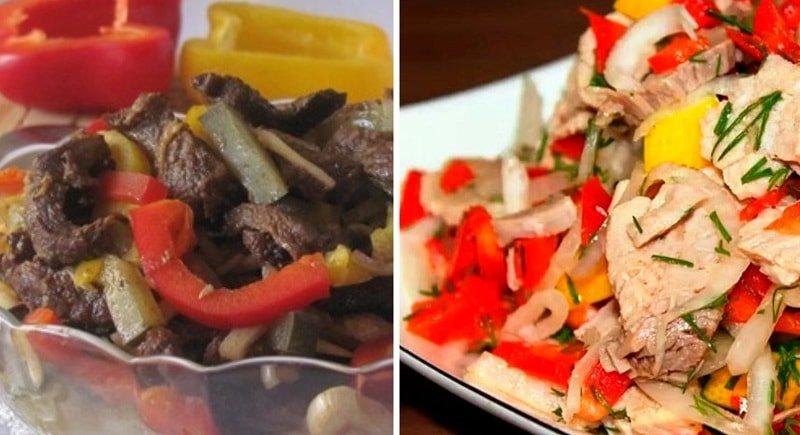Какой салат не хуже шашлыка и исчезает со стола мгновенно