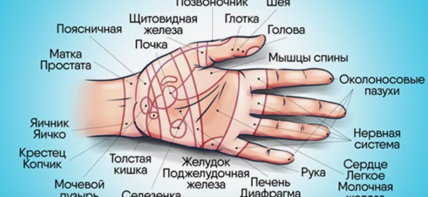 Преимущества массажа рук