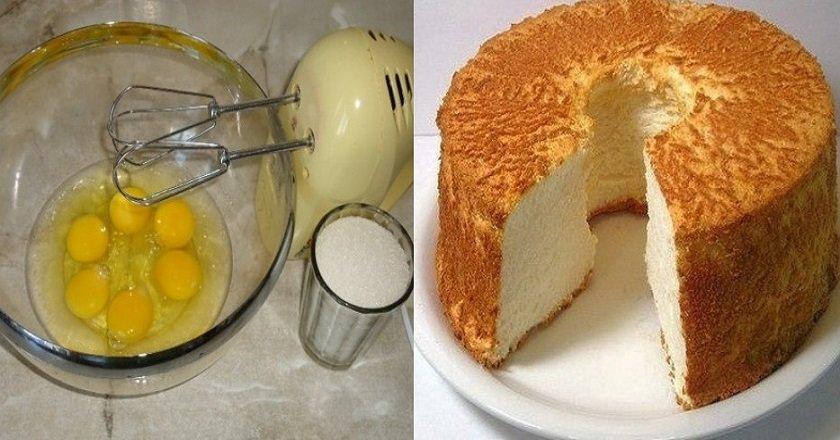 Как выпекают настоящий бисквит — наконец-то нашла дельный рецепт