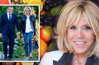 Бриджит Макрон огласила 5 продуктов, из-за которых выглядит моложе своих лет