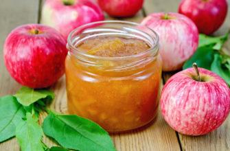 Яблочный пир. Необычные заготовки из яблок.